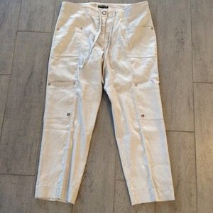Eileen fisher linen pants, SZ 6
